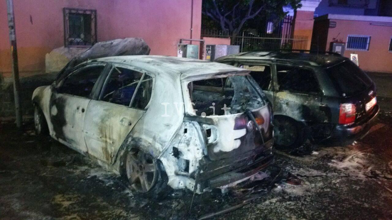 auto bruciate, Loano