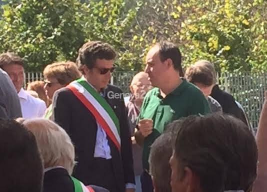 Carlo Bagnasco e Marco Conti
