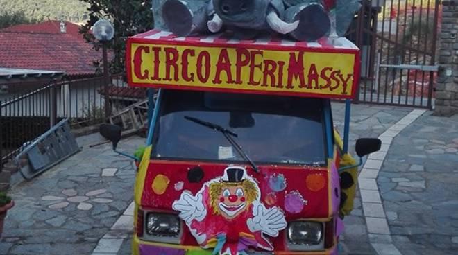 carnevale estivo andora notte circo