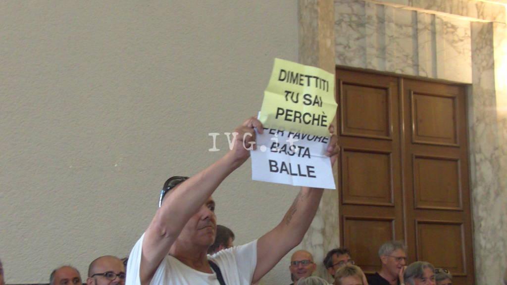 Consiglio comunale aperto a Savona