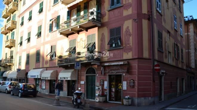 Corso Assereto a Rapallo
