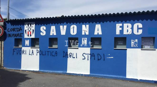 Savona calcio retrocessione biglietteria