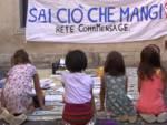 Genova: Matteo Salvini in piazza De Ferrari
