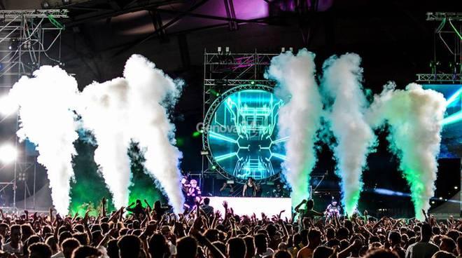 global music festival