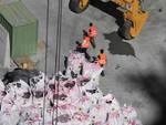 Il trattamento dell'amianto nel cantiere del Terzo Valico di Cravasco