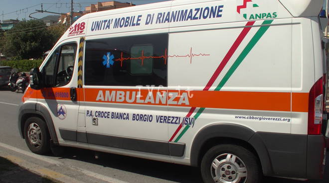 Incidente a Borgio Verezzi