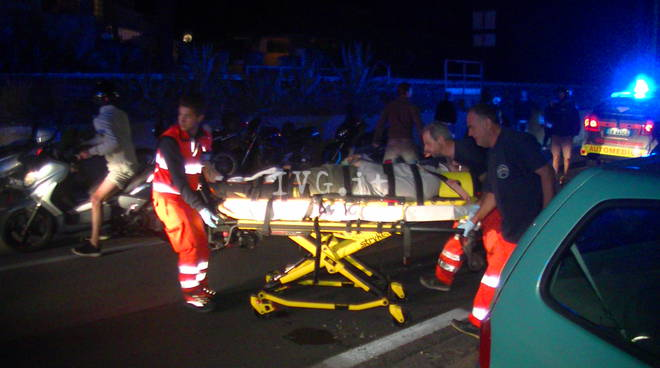 incidente aurelia borgio finale notte