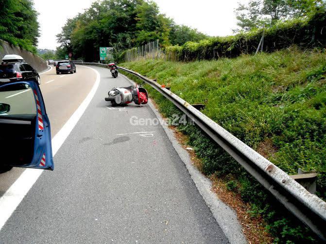 Incidente mortale sulla A7