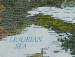 Le mappe dell'Italia disegnate da Martin Vargic, alias Jay