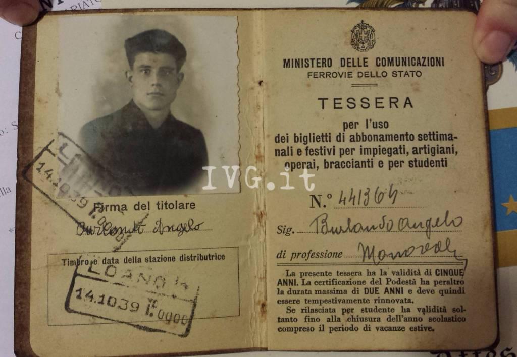 Loano, ritrovato alpino disperso da 72 anni