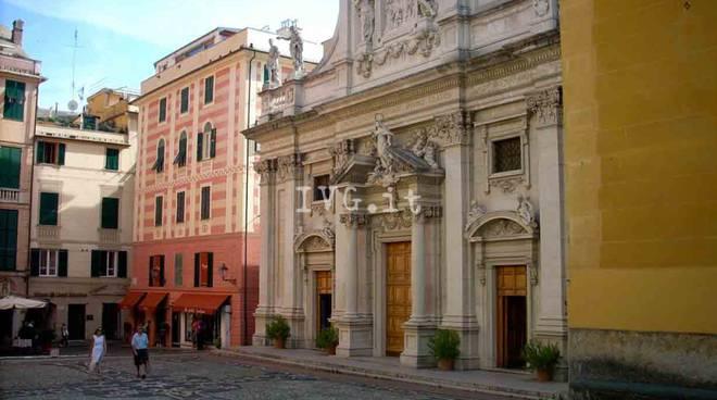 piazza sant'Ambrogio varazze