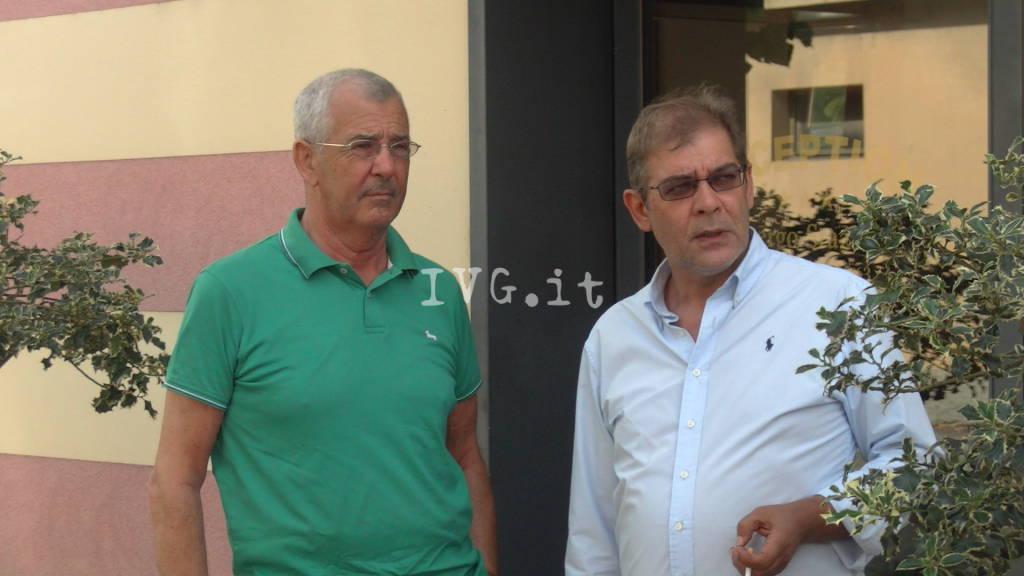 Savona Calcio retrocesso, i tifosi vanno al ritiro