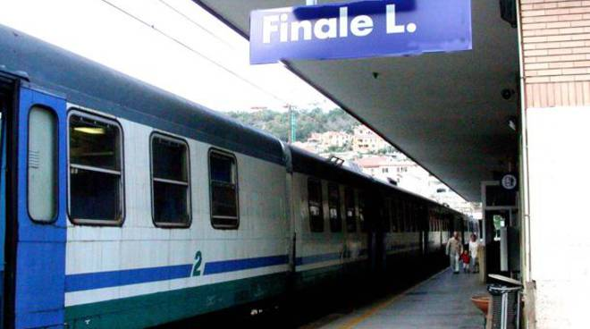stazione finale ligure