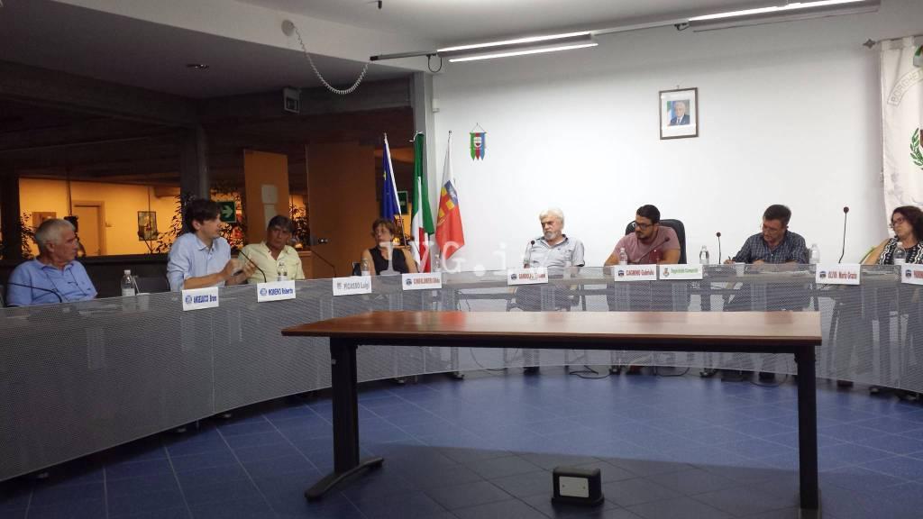 Borghetto Consiglio Comunale