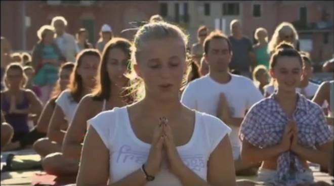 Yoga Alassio