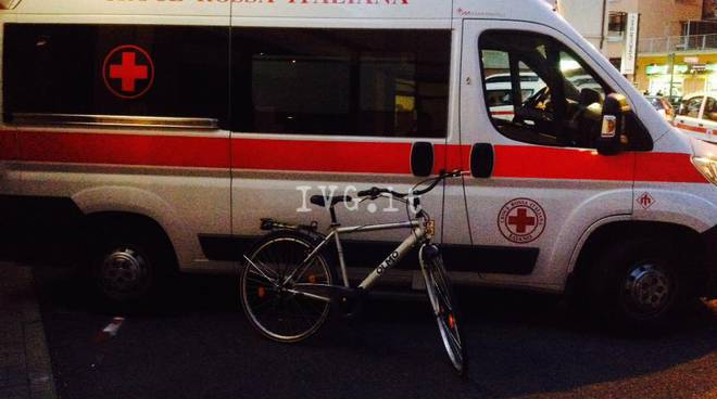 Loano Croce Rossa Bici