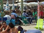 venditori abusivi spiaggia