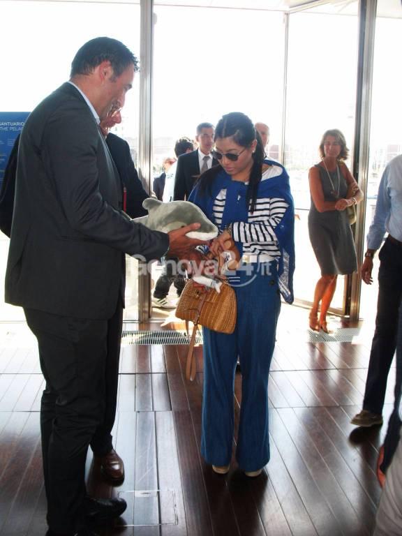visita principessa thailandia