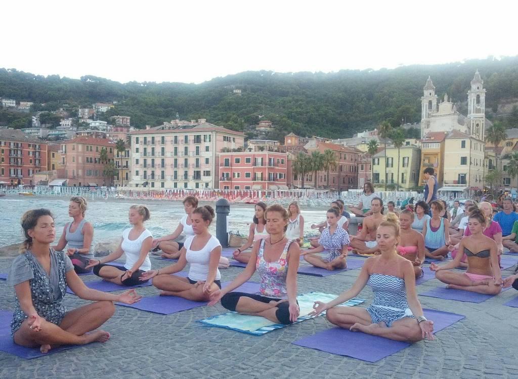 yoga laigueglia