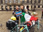 Albenga-Amsterdam in bici