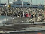 Arresto in mare a Loano