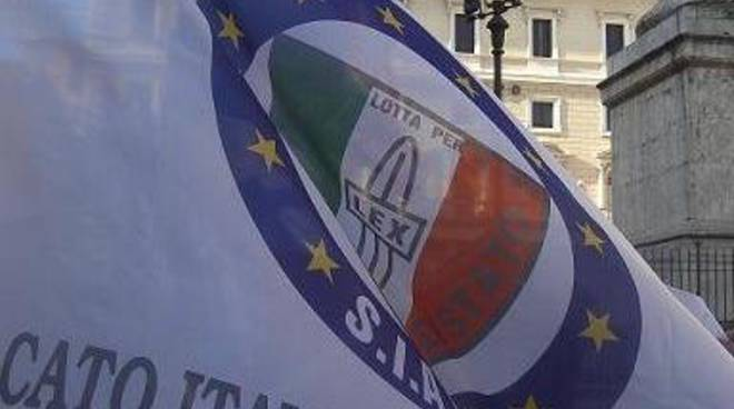 Bandiera del Siap