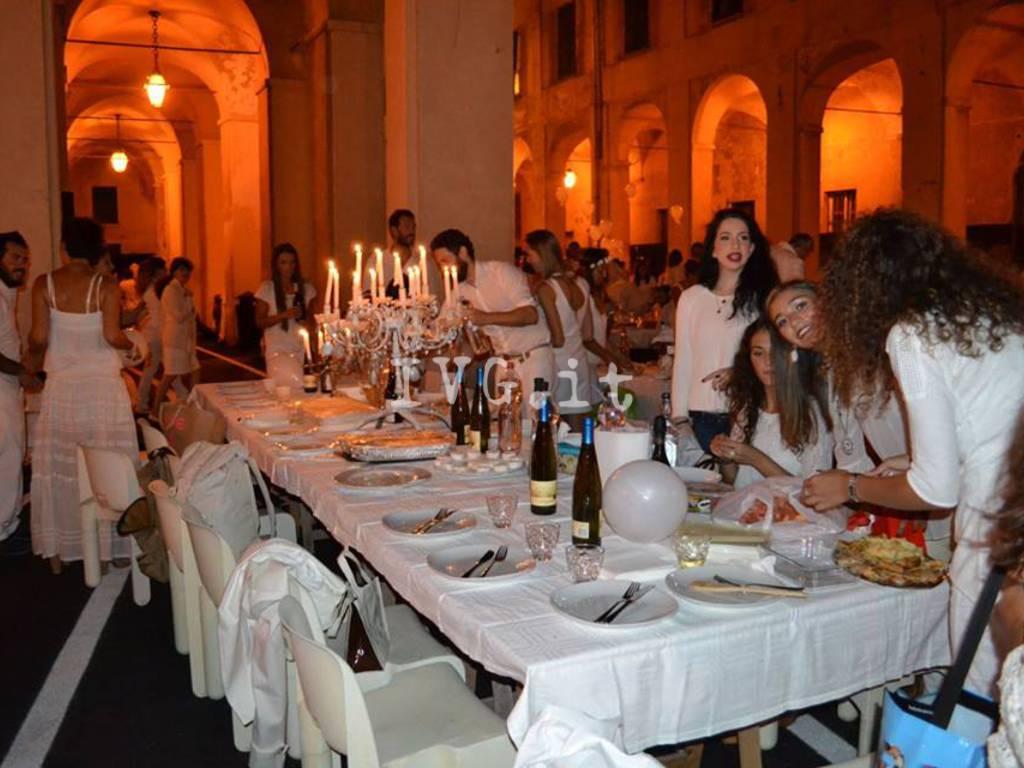 cena in bianco savona