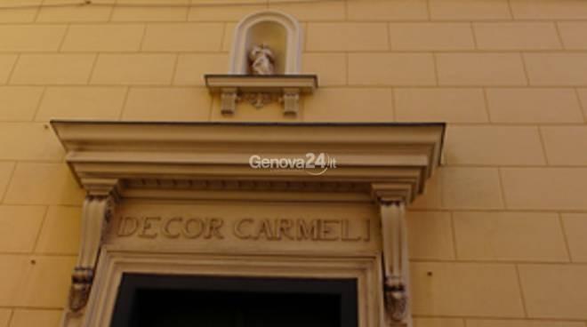 Chiesa della Madonna del Carmine a Lavagna