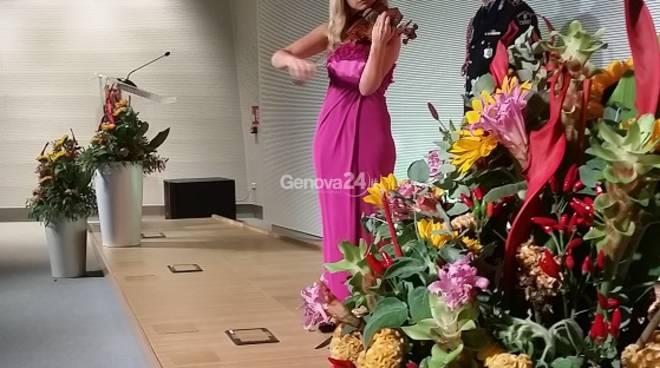 Concerto del violino di Paganini ad Expo 2015