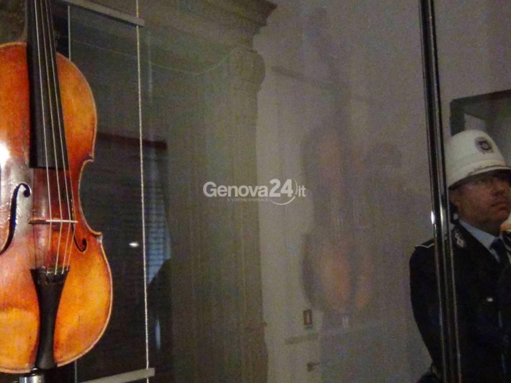 Cannone violino Paganini
