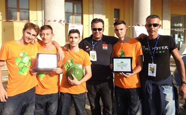 Ediltrophy 2015: vince la squadra dell'Ente Scuola Edile di Savona