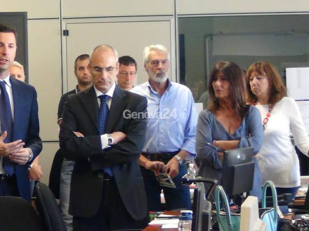Fabrizio Curcio, capo protezione civile