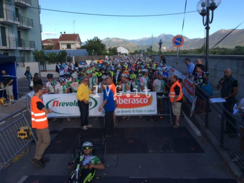granfondo handbike 500 albenga