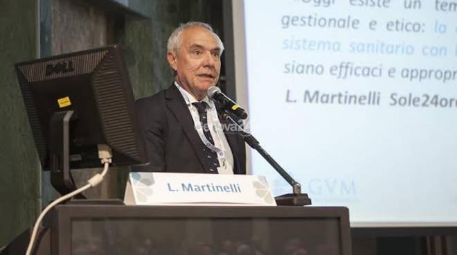 Luigi Martinelli, Iclas di Rapallo