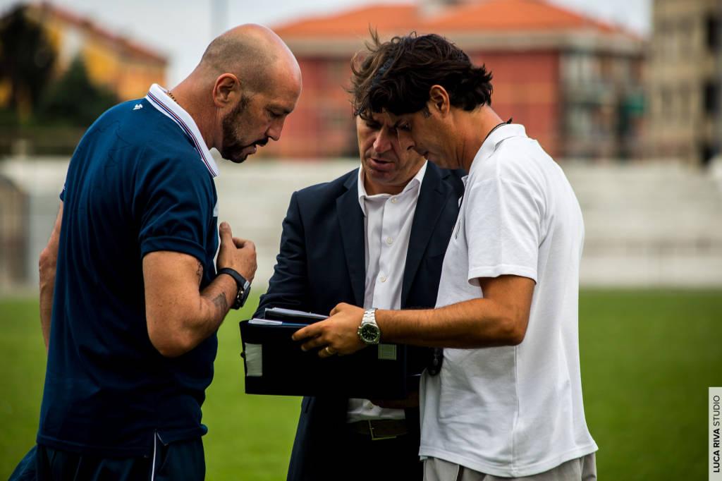Il match Savona-Sampdoria