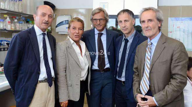 Inaugurazione Nefrologia Gaslini
