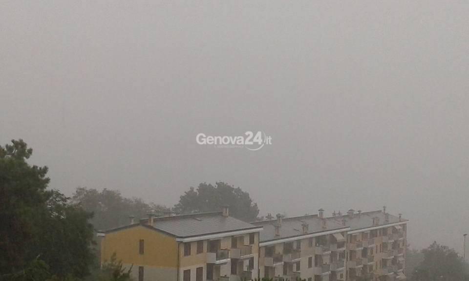 Maltempo 13 settembre, Genova