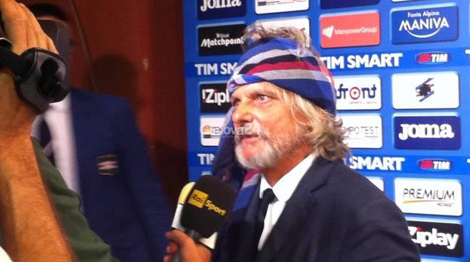 Calciomercato, la Sampdoria non vende. Ferrero: