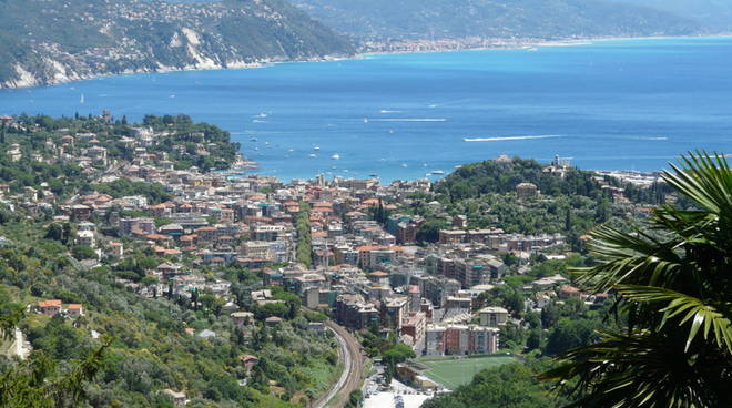 santa margherita ligure panorama