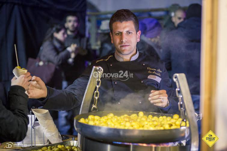 Streeat FoodTruck Festival, cibo da strada
