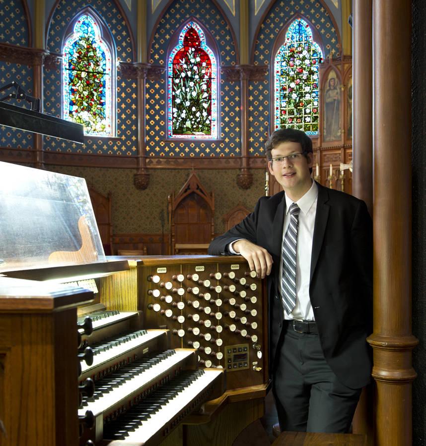 Thomas Kientz organo campomorone