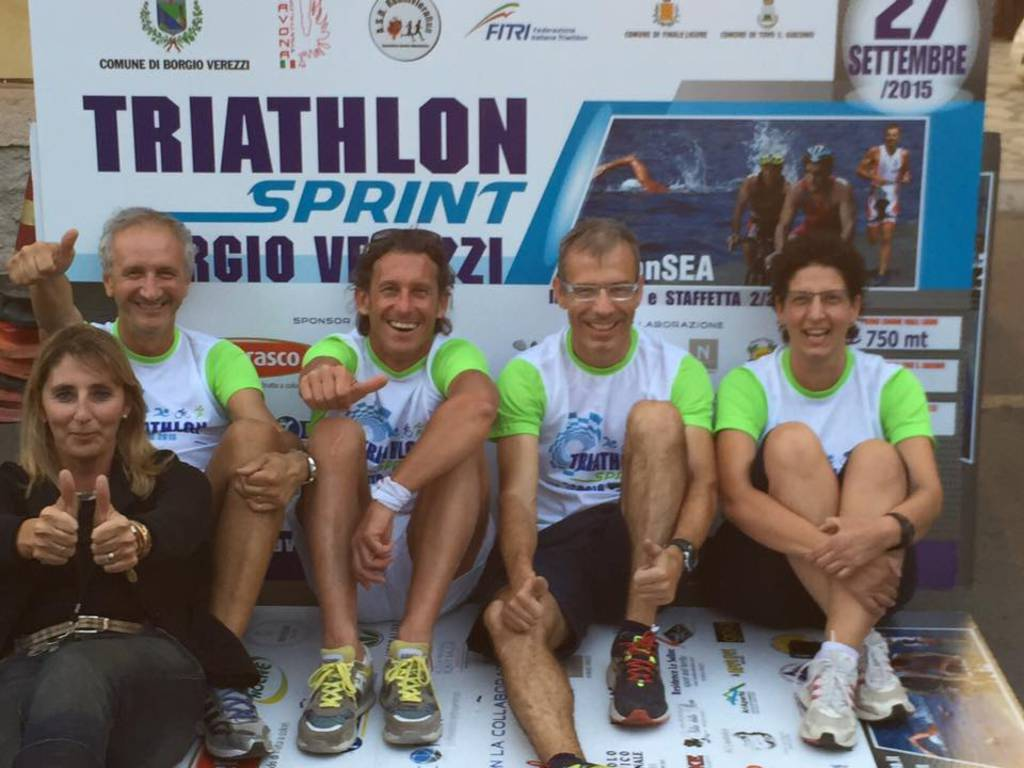 triathlon Borgio