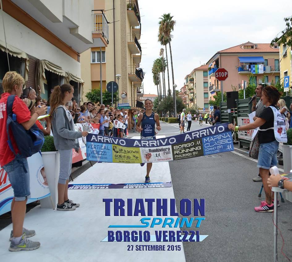Triathlon SPRINT Borgio Verezzi