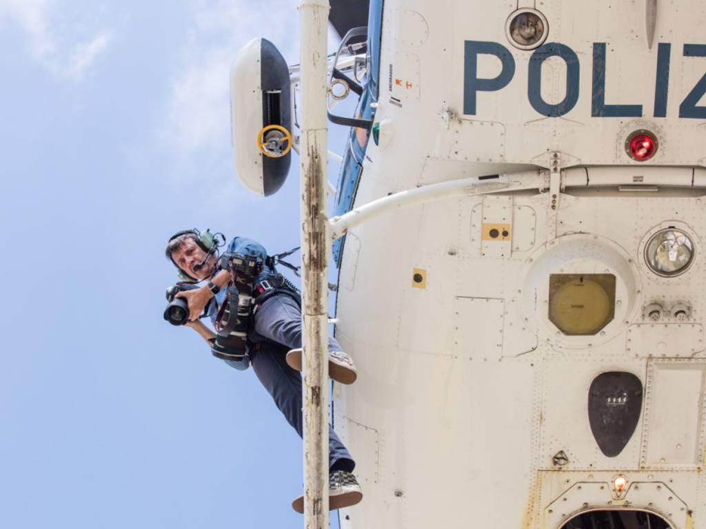 Polizia Di Stato calendario 2016