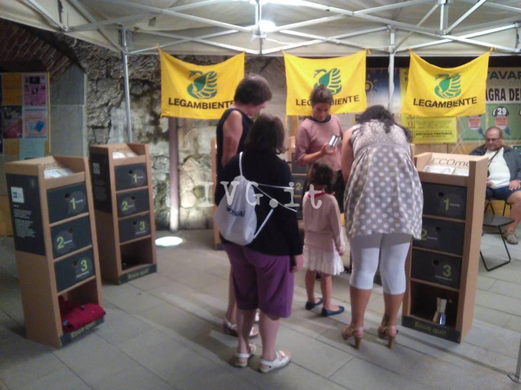 Riciclaestate 2015 Legambiente Conai