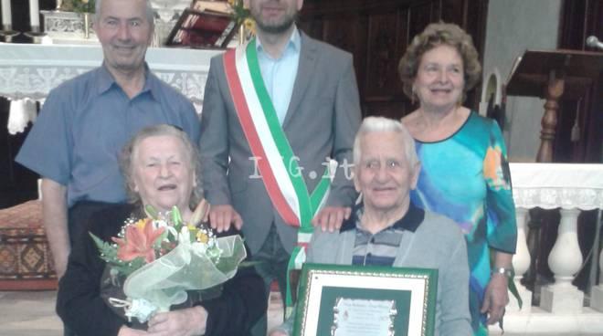 Luigi Olivieri Rosa Delmonte Nozze Granito Vezzi Portio