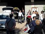Ventimiglia, il funerale di Lara Janne