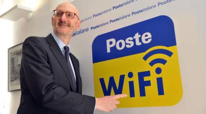 wifi poste italiane