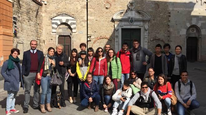 Albenga, incontro tra la giunta e gli studenti di Architettura