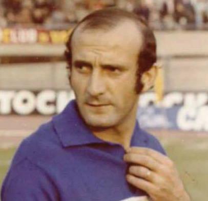 Album blucerchiato anni 70: Giovanni Lodetti